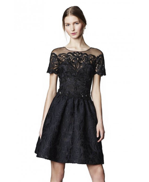 Marchesa Notte pizzo