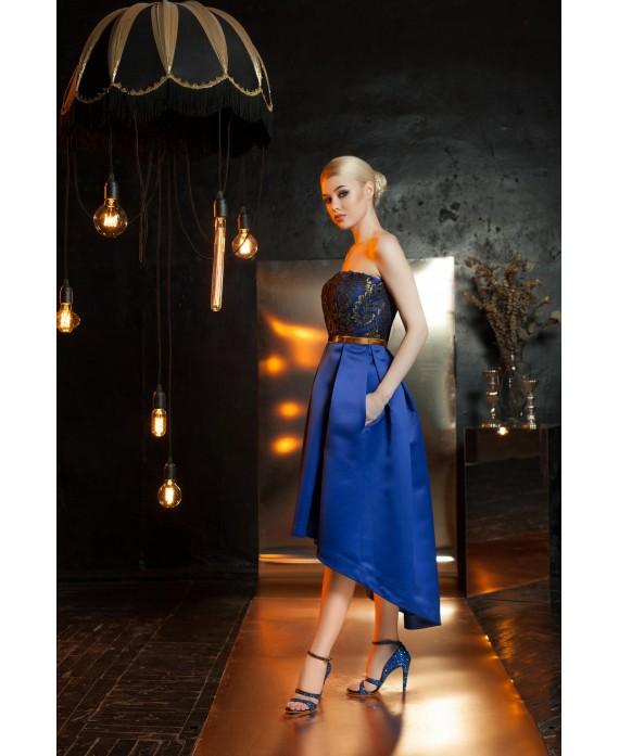 Lovedress longuette blu