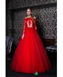 Halston Heritage rosso
